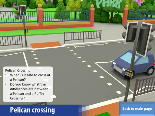 What is traffic calming?