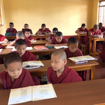 Study Tables  and Chairs for Novice Monks