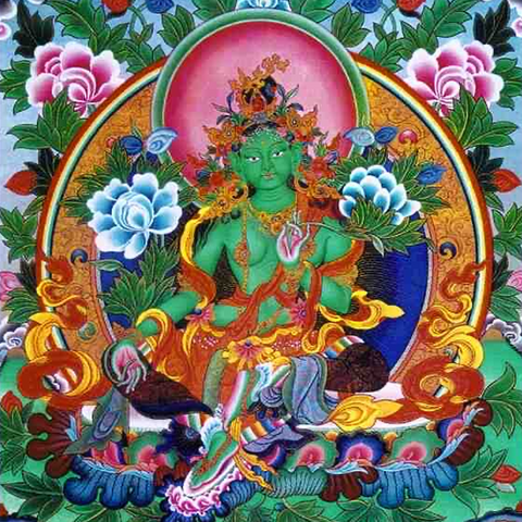 Tara Mother Prayer and Disaster Relief Transcendence Ceremony