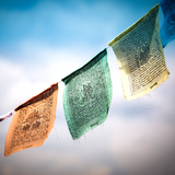 Prayer Flags Offerings - 1 set of 108 </br> 风马旗