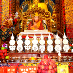Yearly Buddha Lamp Offering </br>  年度佛前供灯