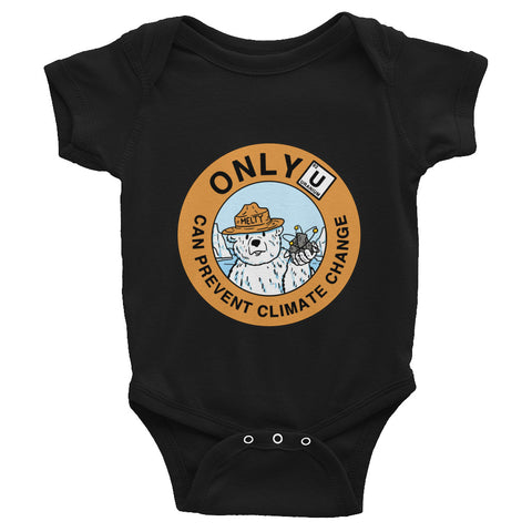 MELTY THE BEAR - Infant Bodysuit