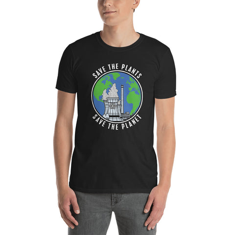 Save the Plants, Save the Planet T-shirt
