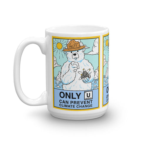 MELTY THE BEAR - MUGS