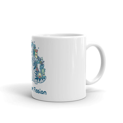 Felines for Fission Mug