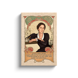 Lise Meitner - Canvas Wraps