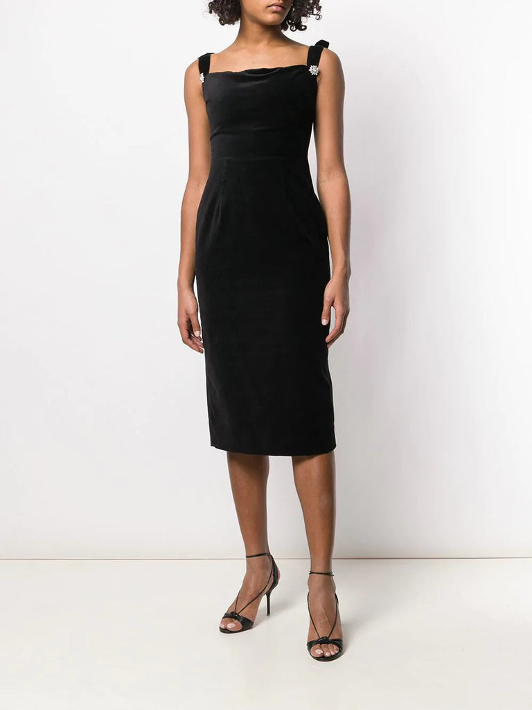 Falling strap dress - Season Seven NYC