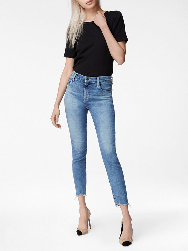 Alana High-Rise Cropped Super Skinny In Epsilon - Season Seven NYC