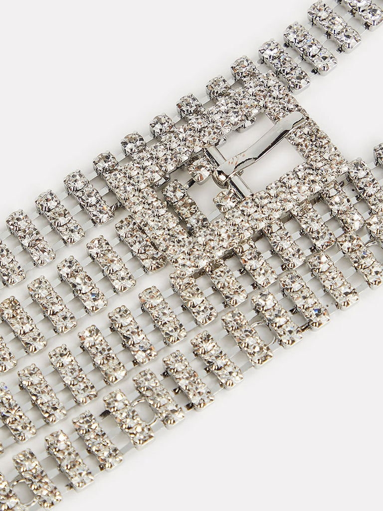 Baby Farah Crystal Belt - Season Seven NYC