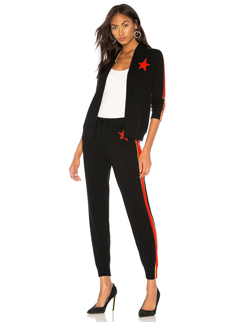 Billie Cashmere Track Pant - Season Seven NYC