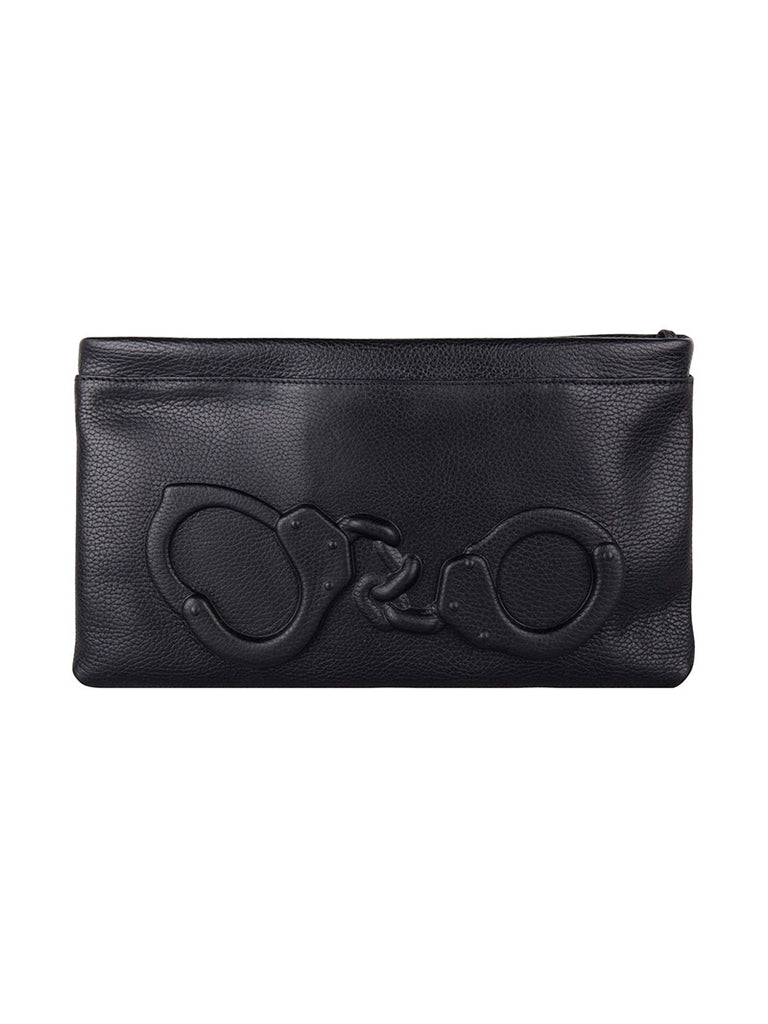 Clutch Handcuffs Black - Season Seven NYC