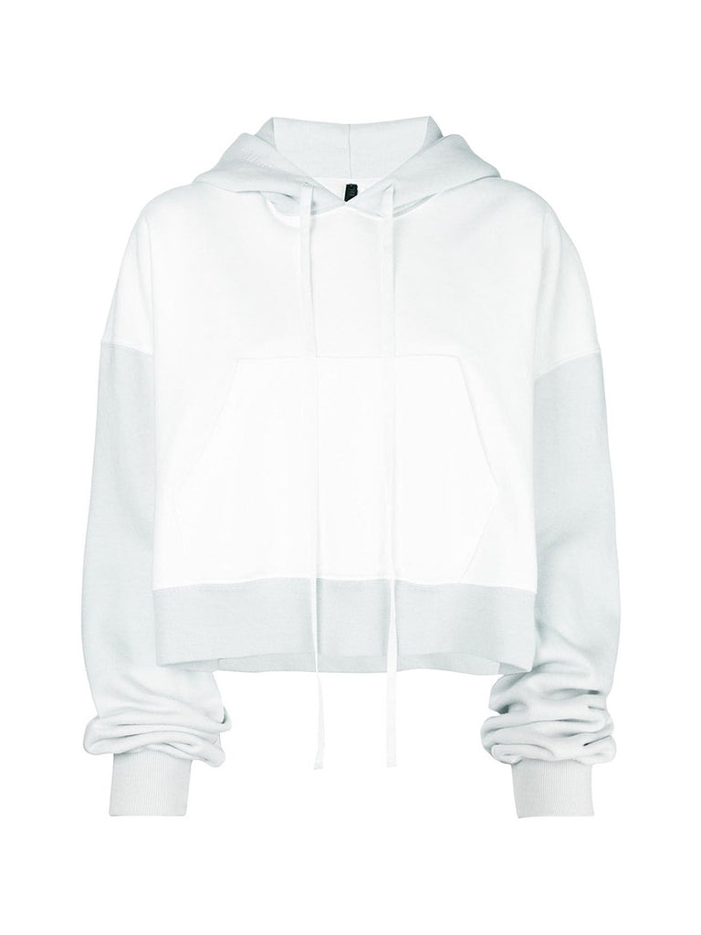 Cropped Colour Block Hoodie - Season Seven NYC