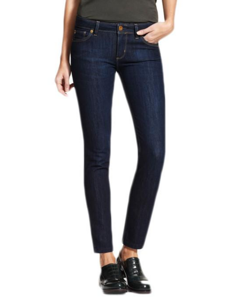 ANGEL JEANS IN MARINER - Season Seven NYC