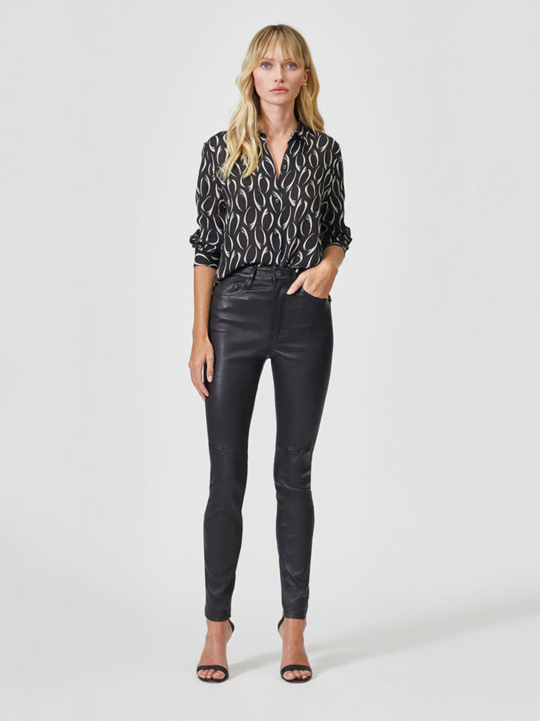 ESSENTIAL SILK SHIRT - Season Seven NYC