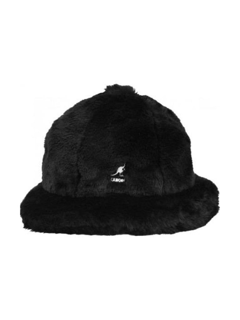 Faux Fur Casual Black - Season Seven NYC