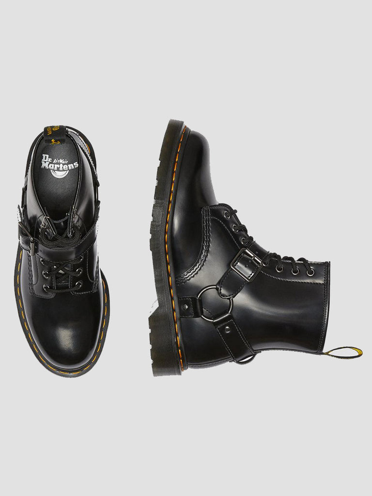 1460 HARNESS LEATHER LACE UP BOOTS - Season Seven NYC