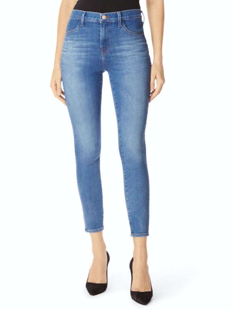 Alana High-Rise Cropped Super Skinny - Season Seven NYC