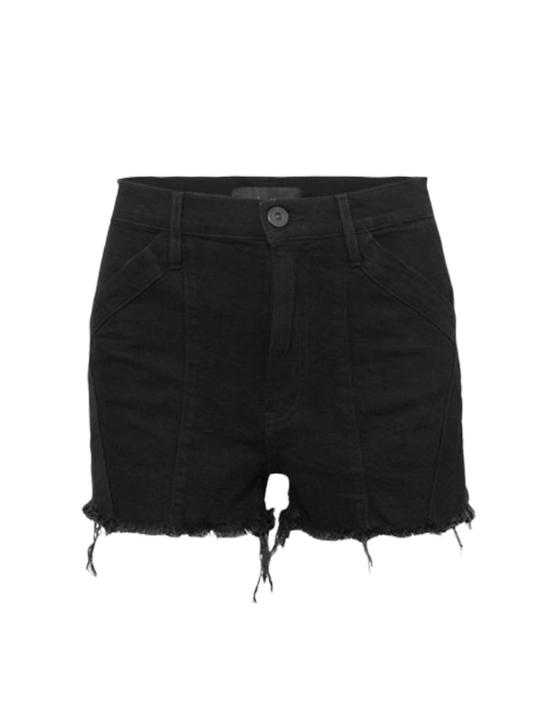Jason Wu paneled frayed denim shorts - Season Seven NYC