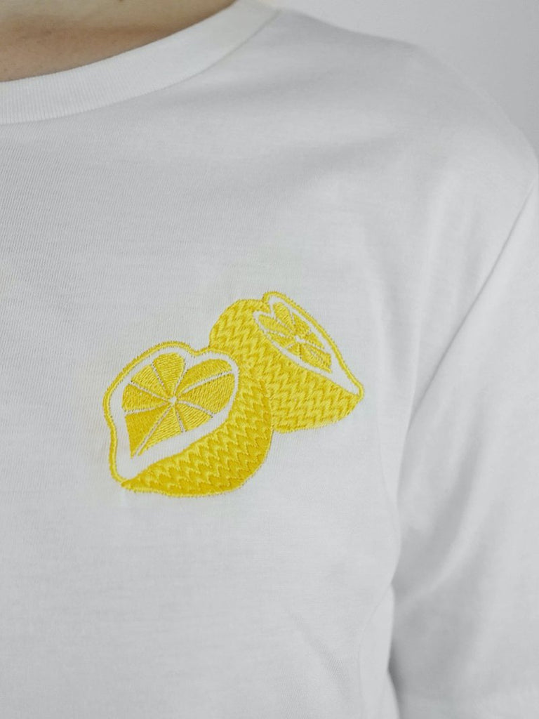KEUR PARIS Lemon T-shirt