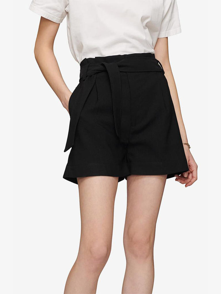 KINSLEY SHORT - BLACK - Season Seven NYC