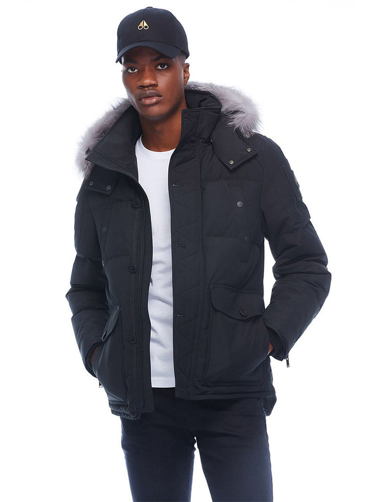 Moose Knuckles Round Island Jacket - Season Seven NYC
