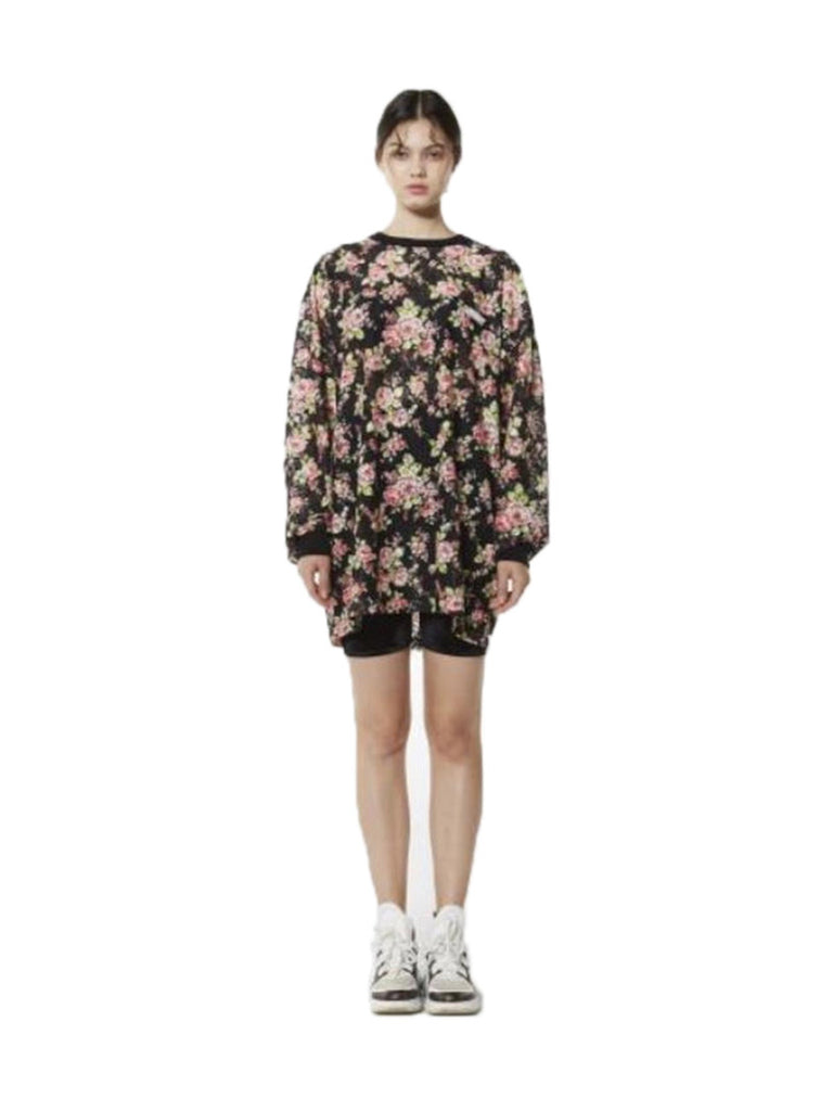 OVERSIZED FLOWER MESH - Season Seven NYC