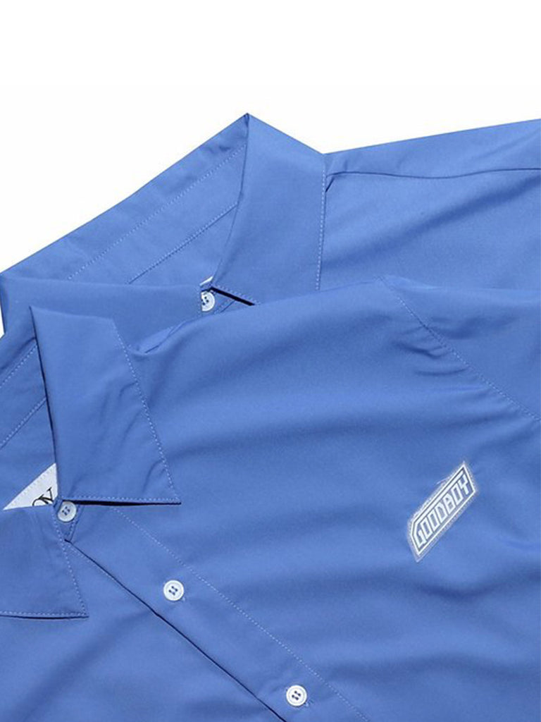 OVERSIZED NEW LOGO WAPPEN SHIRTS [ship immediately!]