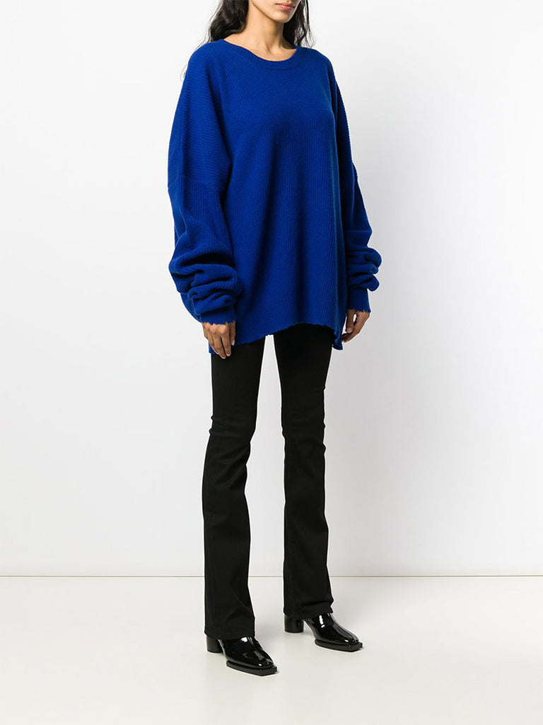 Oversized Knit Jumper - Season Seven NYC