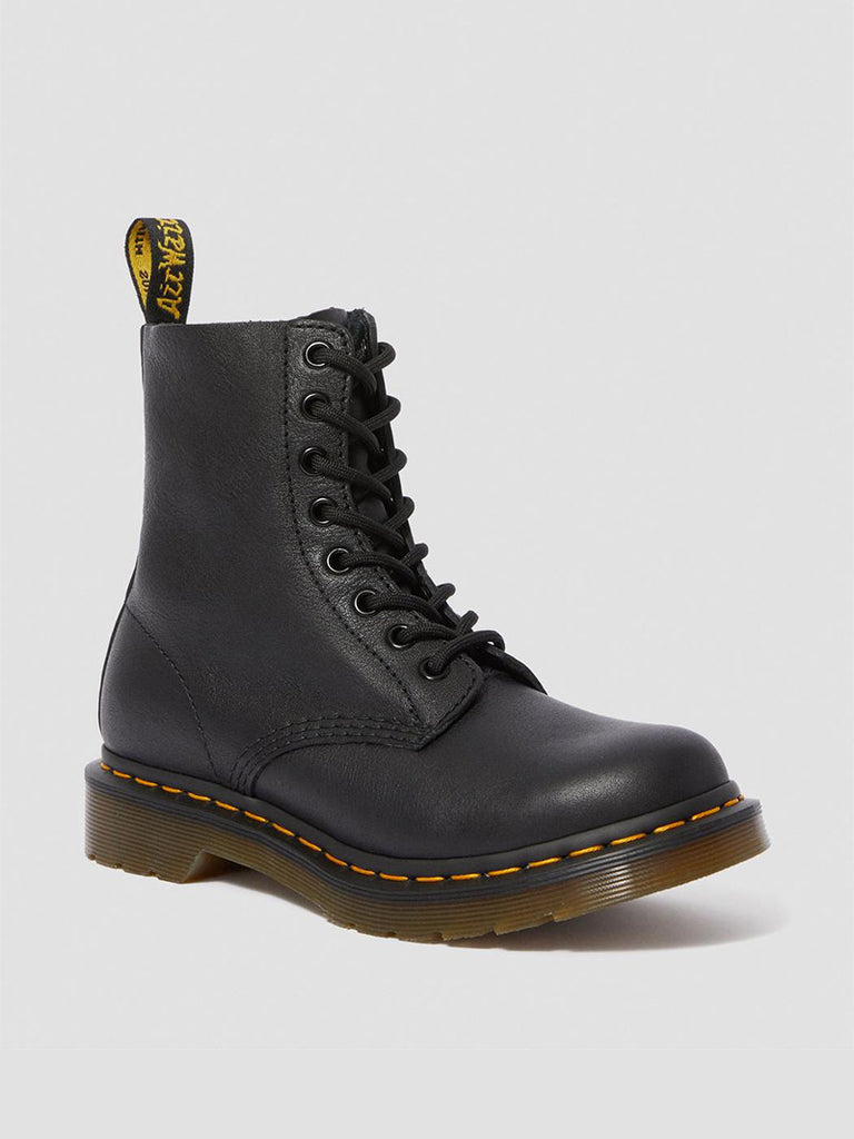 1460 WOMEN'S PASCAL VIRGINIA LEATHER BOOTS - Season Seven NYC