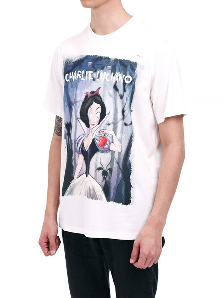 UNISEX Snow White Print T-Shirt - Season Seven NYC