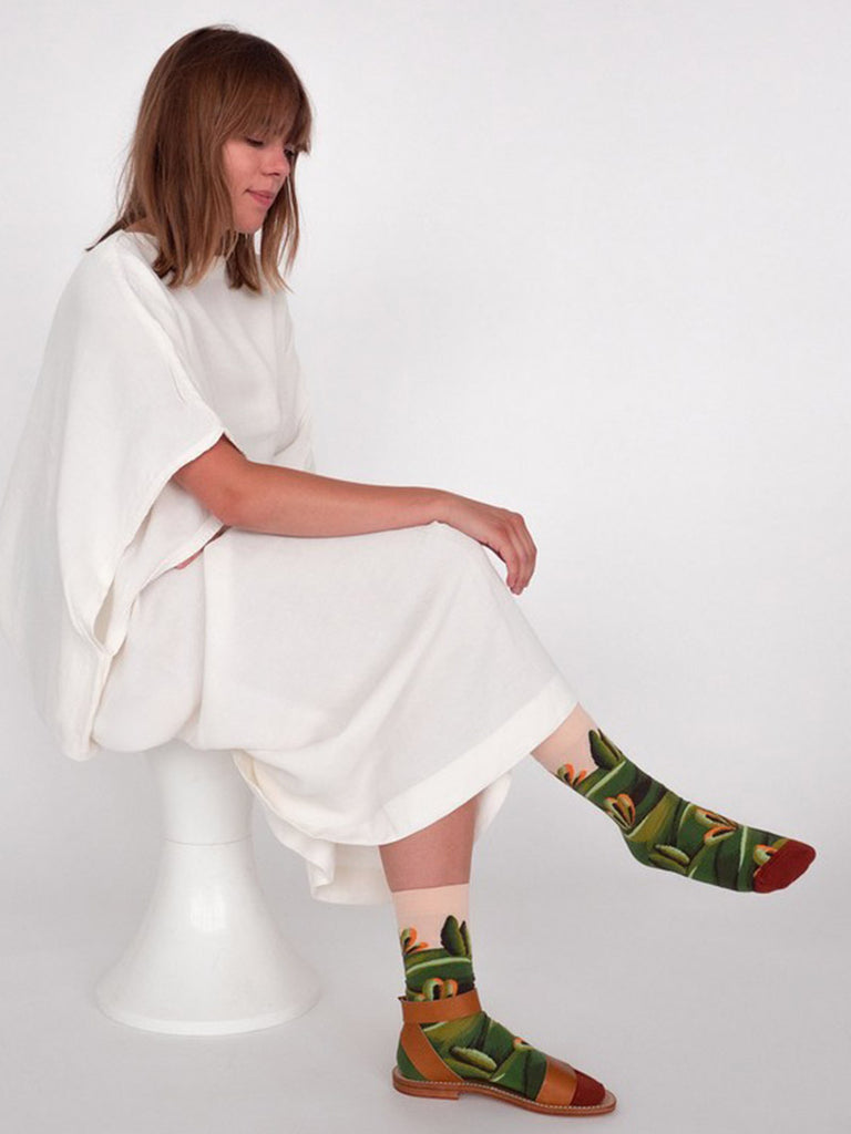 Socks Multico Cypress - Season Seven NYC
