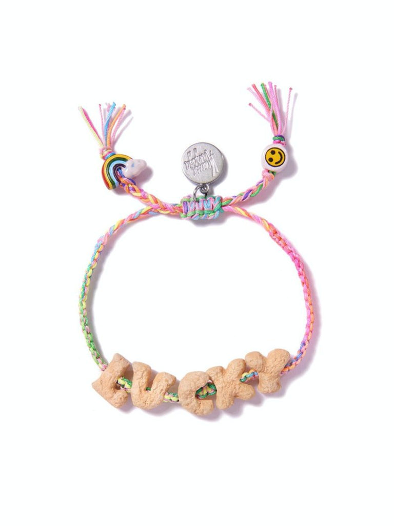 Lucky rainbow bracelet - Season Seven NYC