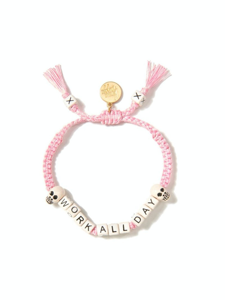 Work all day bracelet - Season Seven NYC
