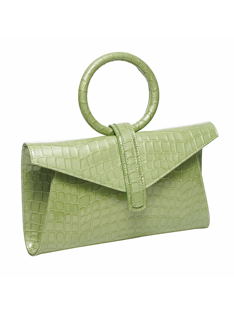 Valery Mini in Pearl Green - Season Seven NYC