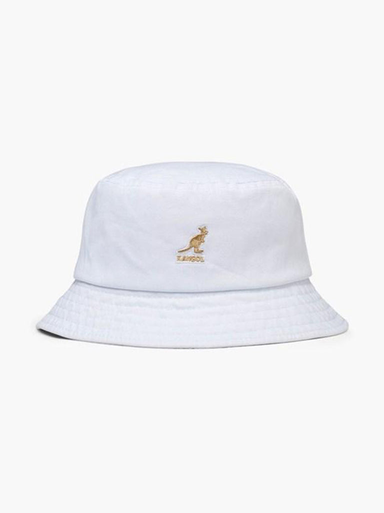 Washed Bucket Hat White - Season Seven NYC