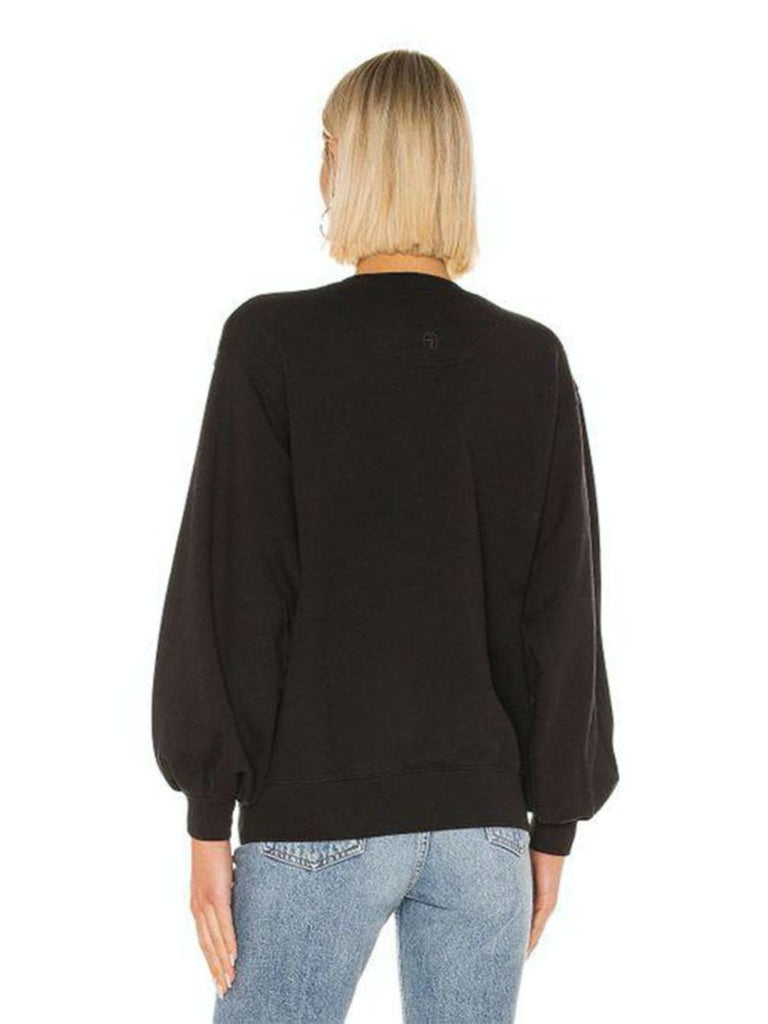 Esme Sweatshirt-Washed Black - Season Seven NYC