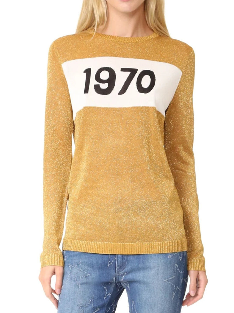 1970 Gold Sparkle Jumper - Season Seven NYC