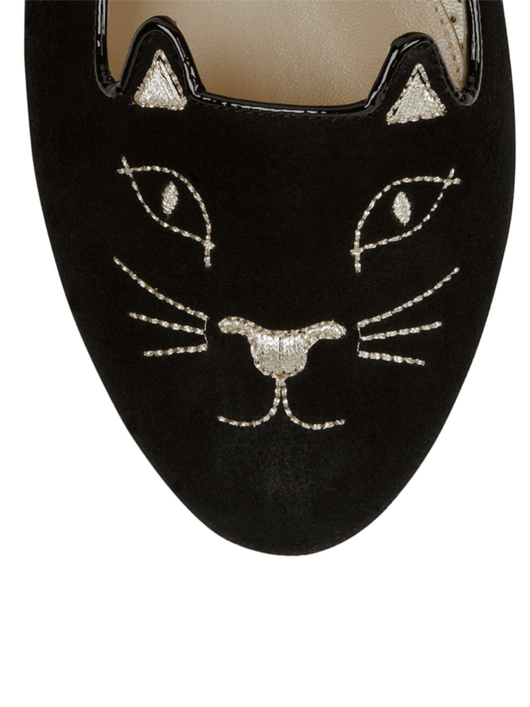 Charlotte Olympia Kitty flats - Season Seven NYC
