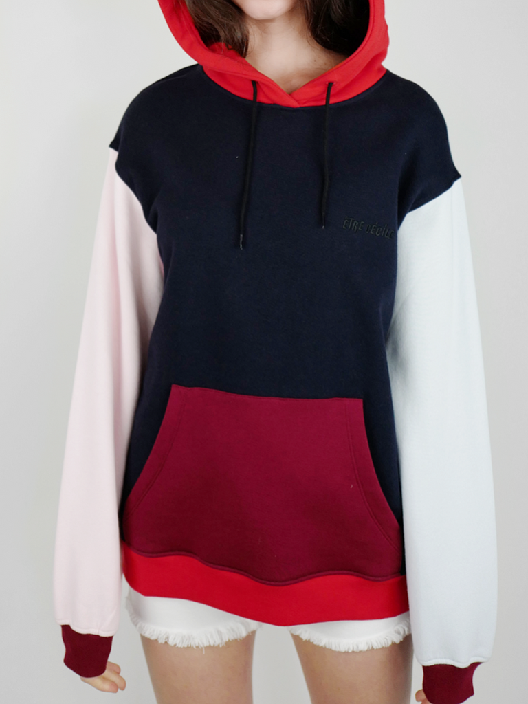 Multicolored Aurelia hoodie - Season Seven NYC