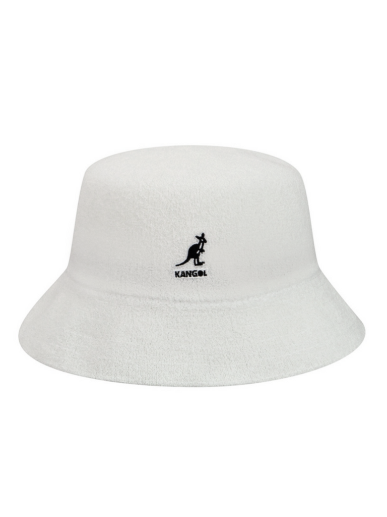 White Bermuda Bucket Hat - Season Seven NYC