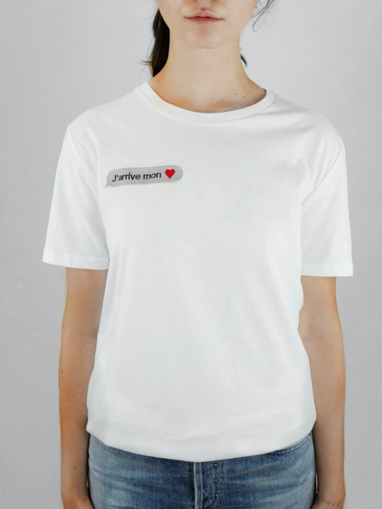 Messages T-shirt