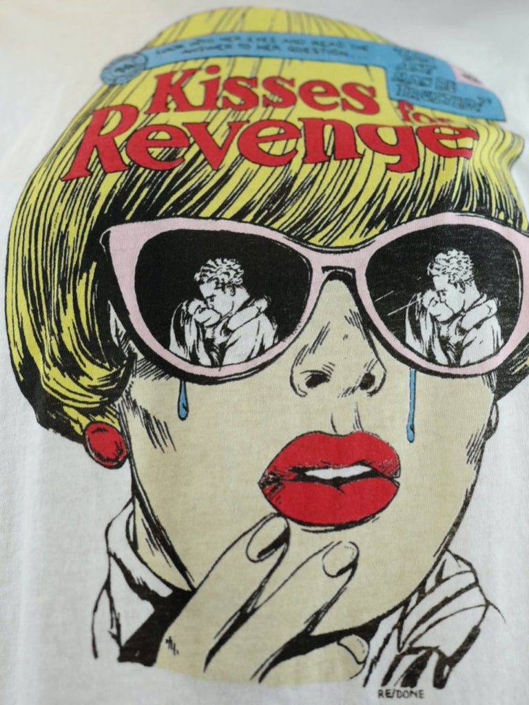 Real Kisses For Revenge Tee - Season Seven NYC
