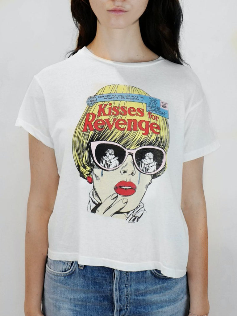 Real Kisses For Revenge T-Shirt - Season Seven NYC