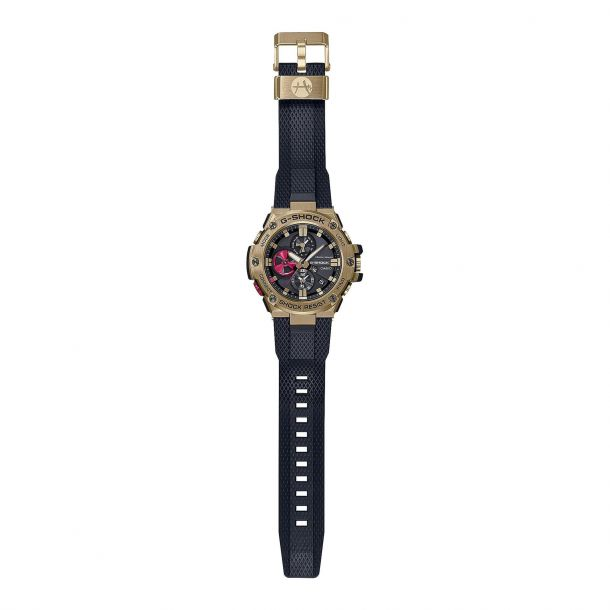 X Rui Hachimura G-Steel Limited Edition Connected Watch GSTB100RH-1A