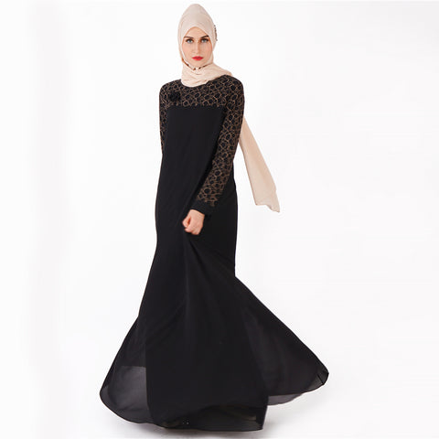 Body Lace Dress - Divasty