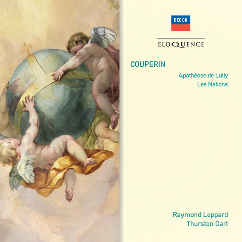 Couperin: Apotheose de Lully; Les Nations