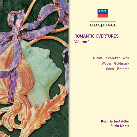 Romantic Overtures: Vol. 1