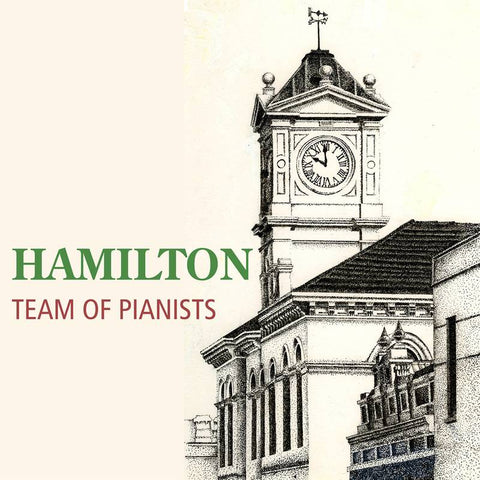 Hamilton - Team of Pianists