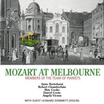 Mozart at Melbourne