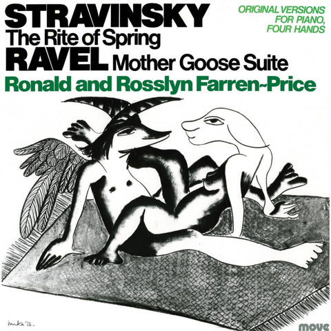 Stravinsky: The Rite of Spring (piano four hands)